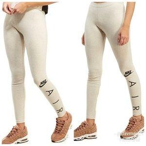 Nike Natural Color Leggings